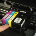 Replacing Cartridges In Printer