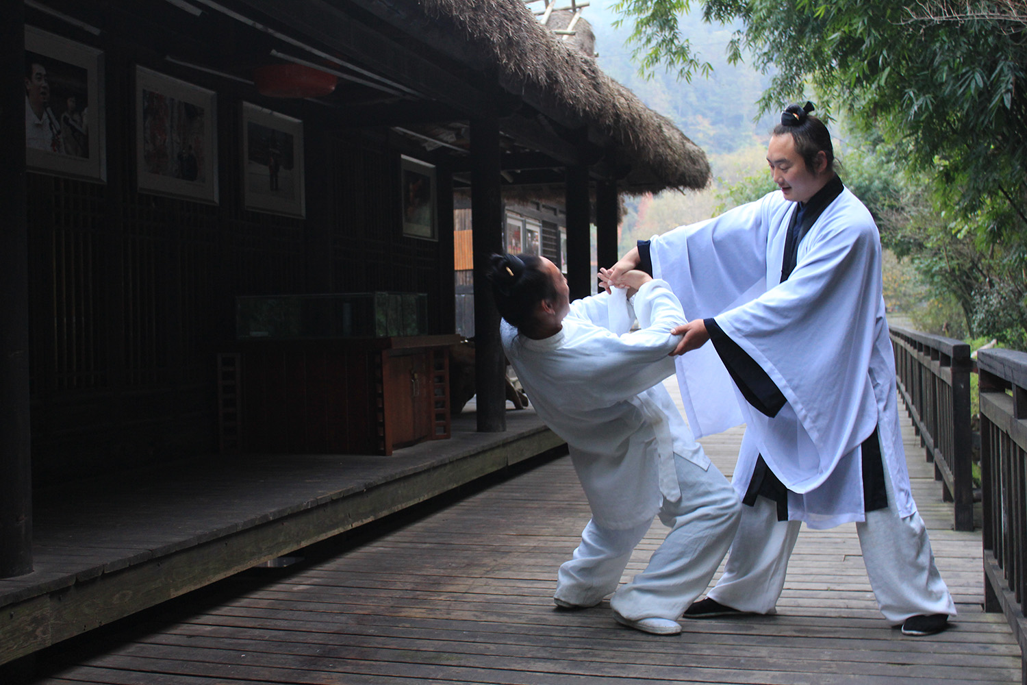 How we get perfect in Chinese Kung fu?